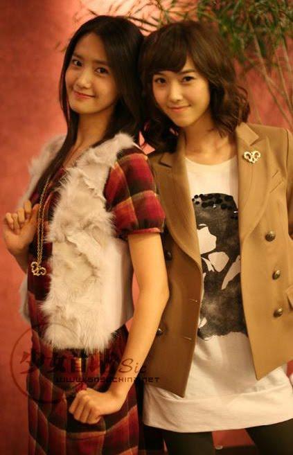 Jessica and YoonA equation | hallyu4ever